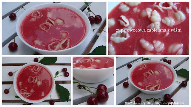 zupa z wiśni