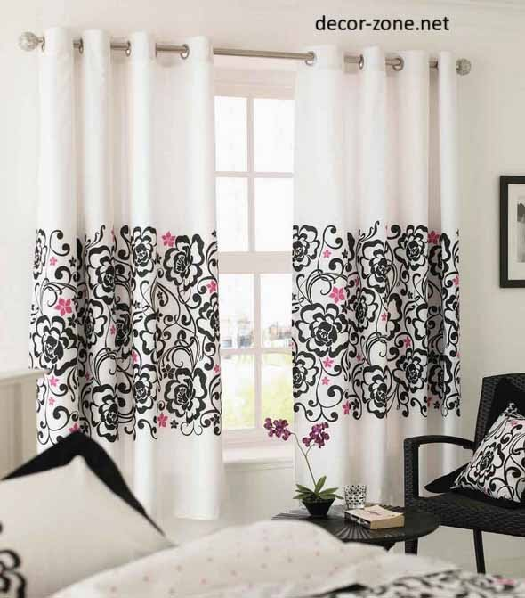 bedroom curtains designs for small bedrooms