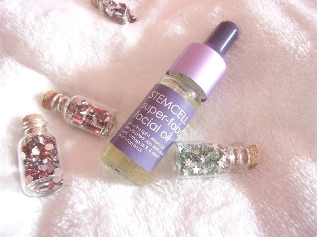 STEMCELL facial oil