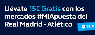 william hill promocion Real Madrid vs Atlético 8 abril