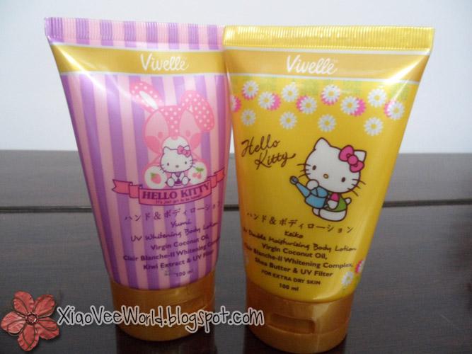 Xiao Vee Indonesian Beauty Blogger Vivelle Uv Whitening Body