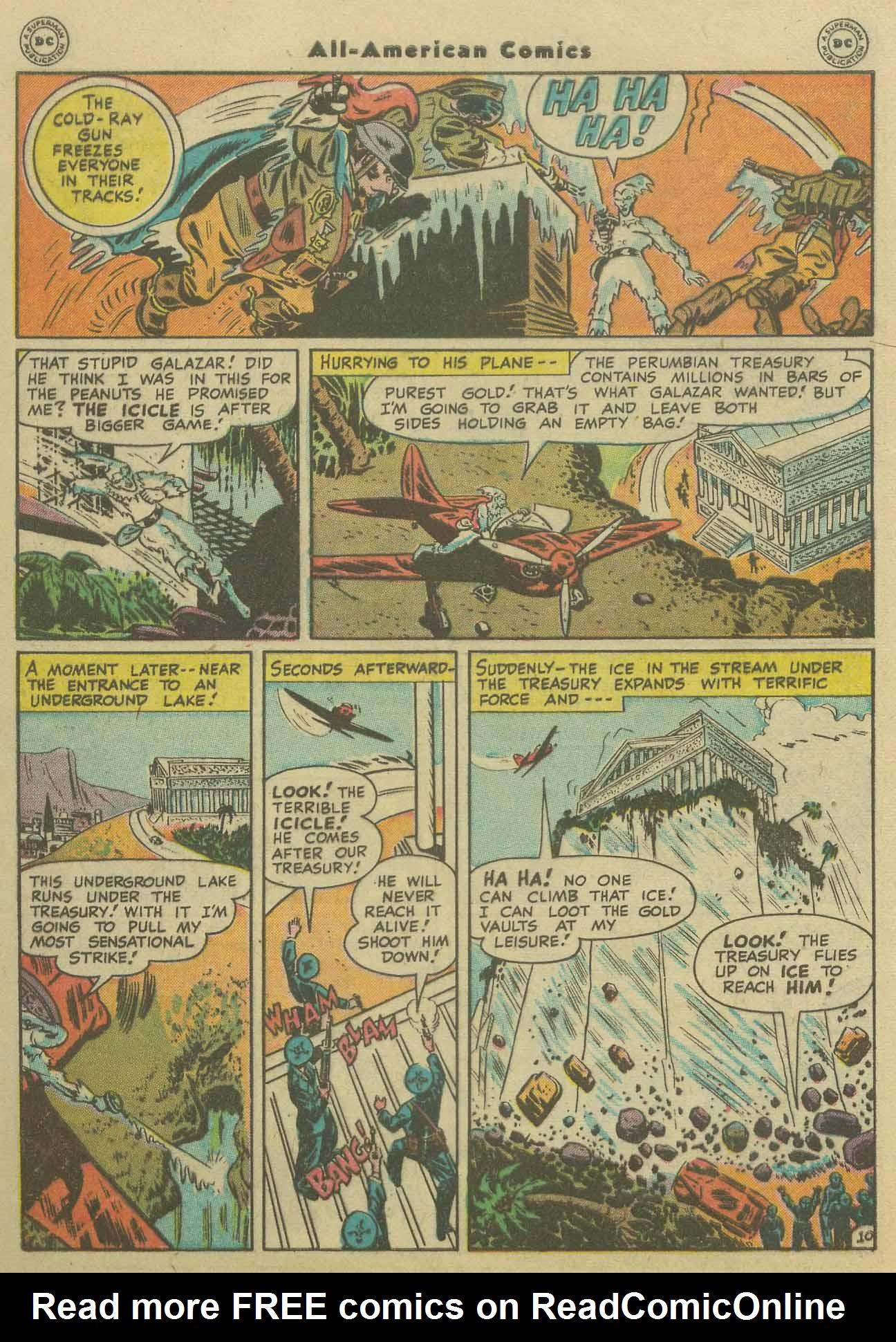 Read online All-American Comics (1939) comic -  Issue #92 - 12