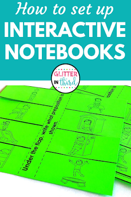 pin of how to set up interactive notebooks