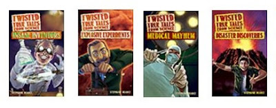 Twisted True Tales from Science series 2