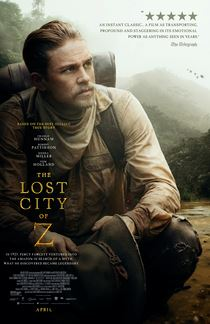 The Lost City of Z Movie Download