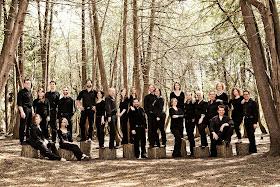 The Elora Singers -photo Sophie Hogan