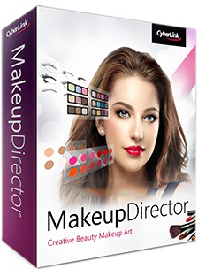 CyberLink MakeupDirector Ultra 2.0.1516.62005 poster box cover