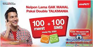 Tarif Nelpon Telkomsel Paling Murah Kartu Simpati Armaila