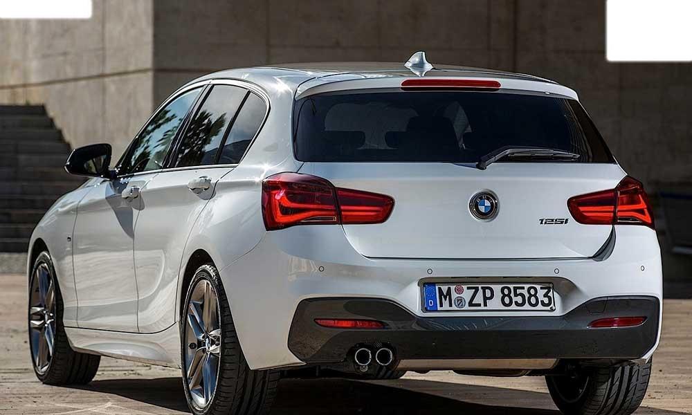 BMW 118i 2016