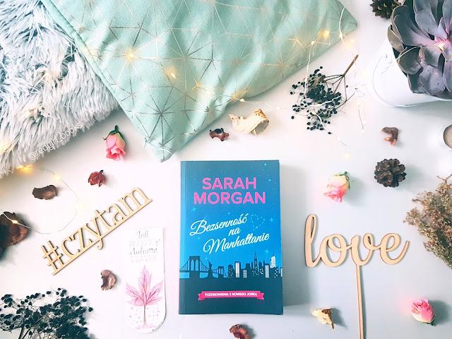 ''Bezsenność na Manhattanie'' Sarah Morgan