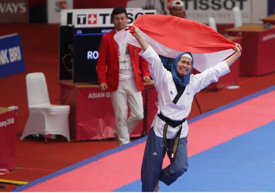 Raih Emas dan Dapat Bonus 1,5 Miliar! Ini Keinginan Mulia Atlet Taekwondo Defia Rosmaniar