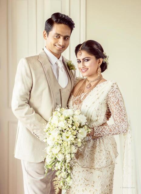 Rakitha Rajapakshe wedding Day