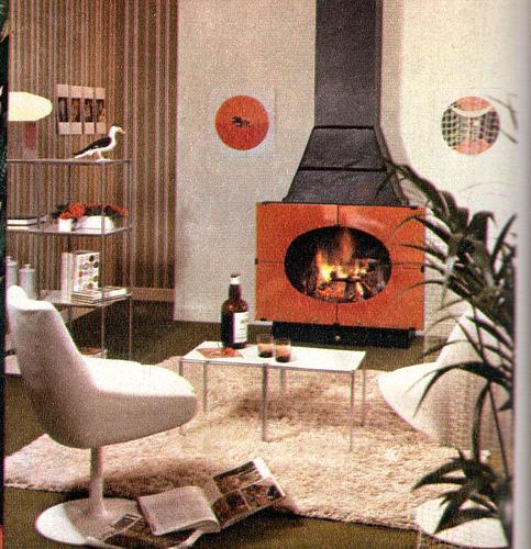 Sites To Find Roommates: New Home Design Ideas: Theme Inspiration: Retro Stylish