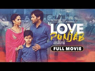 Love Punjab Full Movie (HD) | Amrinder Gill | Sargun Mehta | Punjabi Movies | Watch Online and download |Fullmoviesdownload24