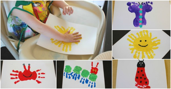 Fun project for kids art craft gift ideas Fun painting ideas for toddlers