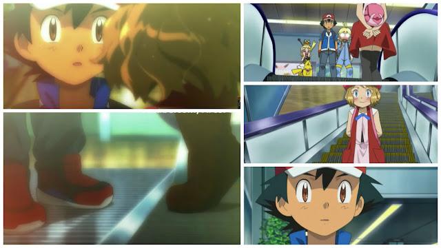 Anime de Pokémon cumple 20 años y se confirma beso en la boca de Ash y Serena