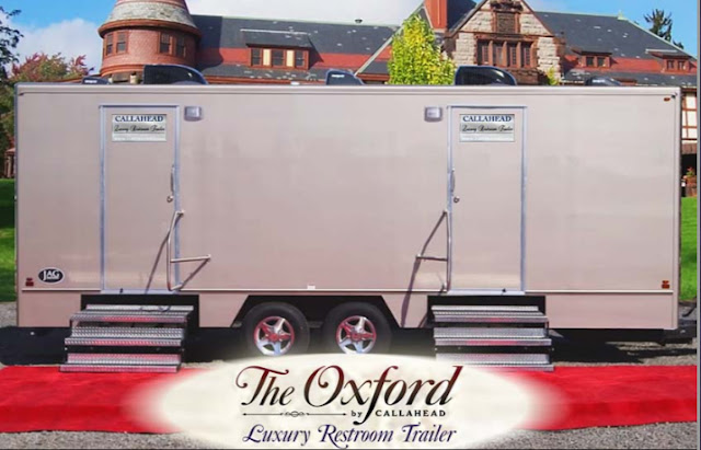 State of The Art Restroom Trailers