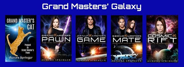 Grand Masters' Galaxy