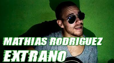Mathias Rodriguez - Extraño (Acústico)
