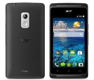 Cara Flash Acer Z200/Z205
