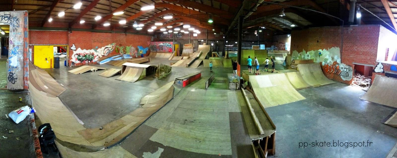 skatepark couvert roeselare