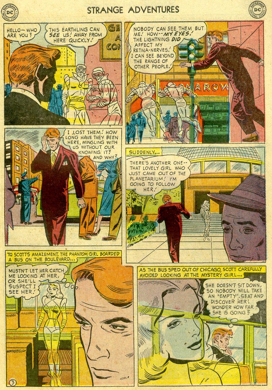 Strange Adventures (1950) issue 13 - Page 35