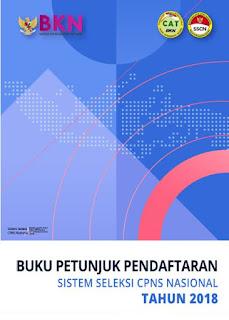 Buku Petunjuk Pendaftaran CPNS 2018 Versi Terbaru