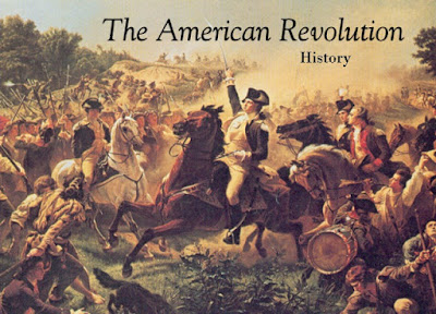 Revolusi Amerika (The American Revolution) - berbagaireviews.com