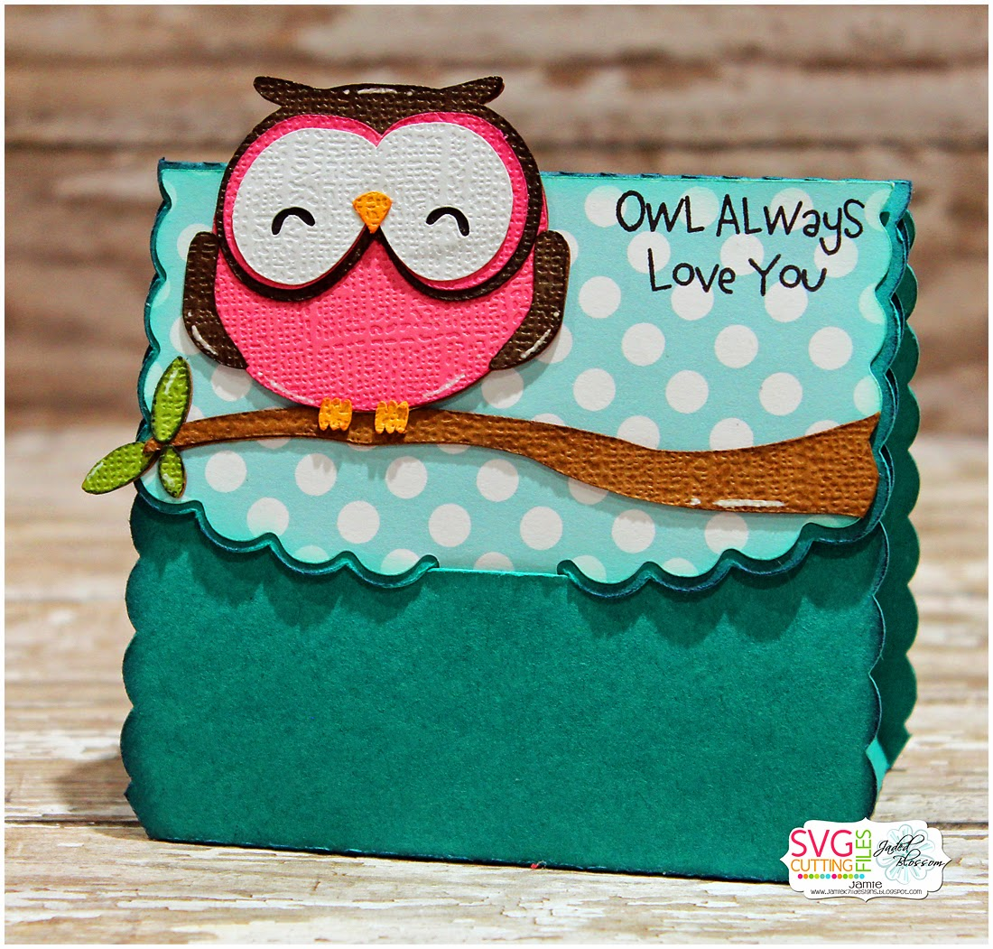 SVG Cutting Files: Owl Always Love You