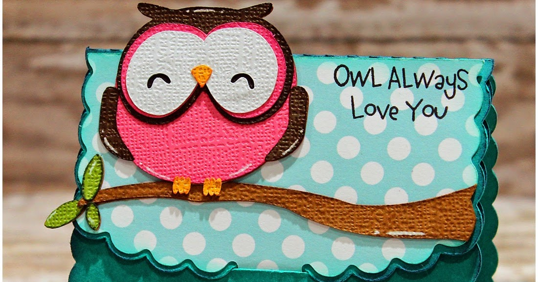 Download SVG Cutting Files: Owl Always Love You