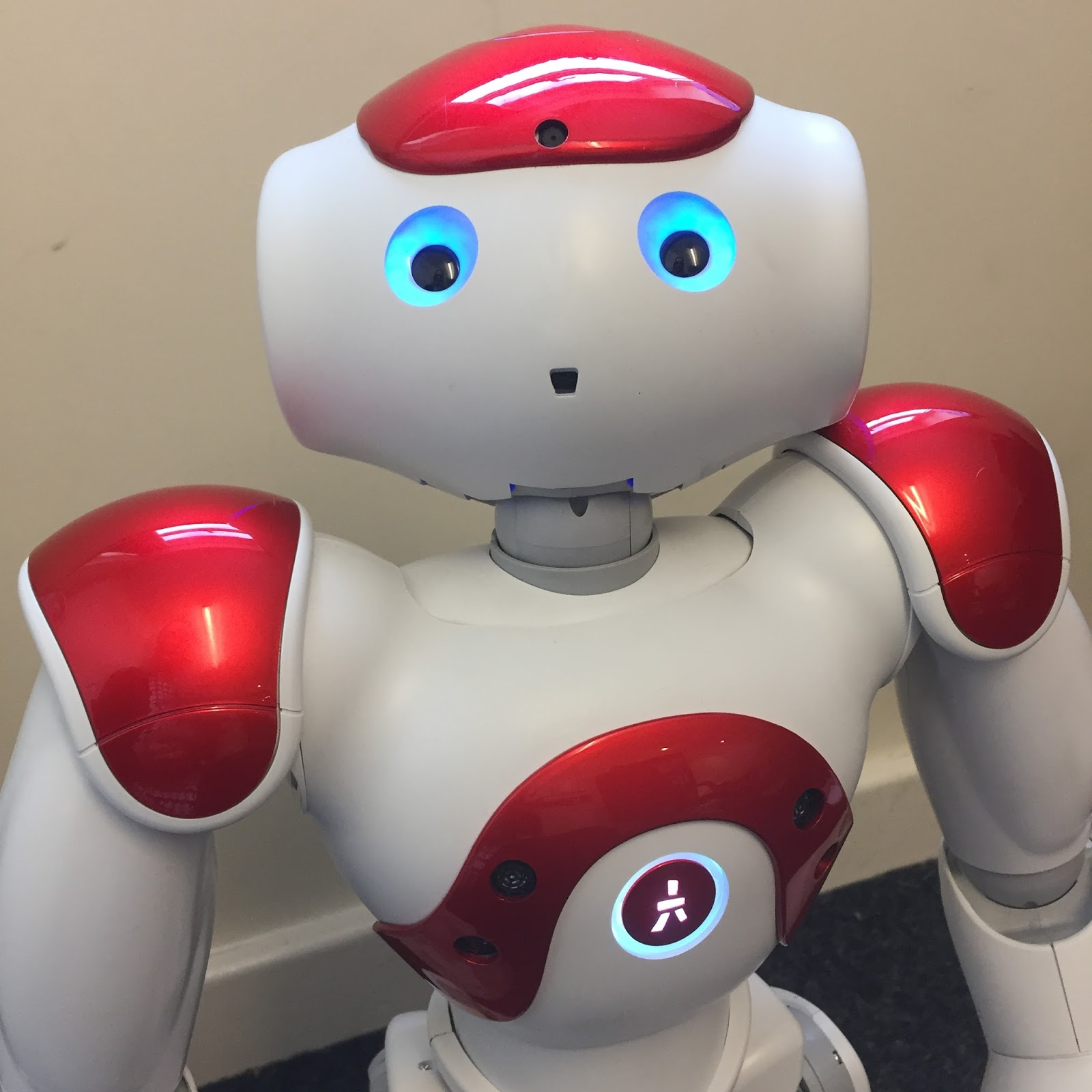 Emily and her Robot: a guest post by Emily Fewtrell - People First ...