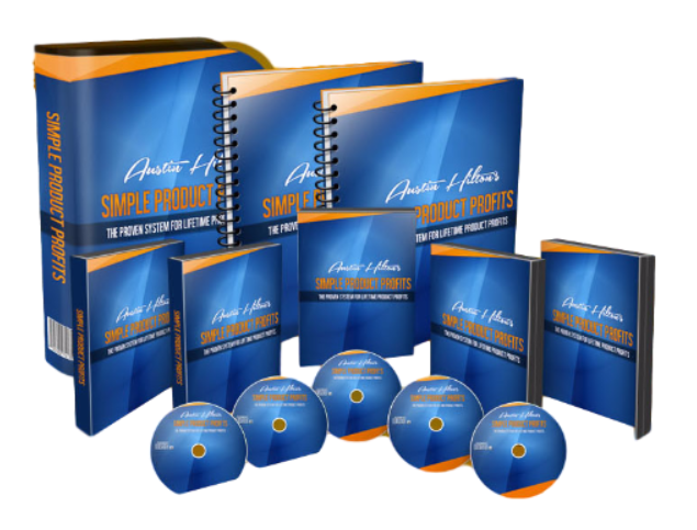 Simple Product Profits [START YOUR OWN PROFITABLE AUTOMATED BUSINESS] [WORTH $1.997]
