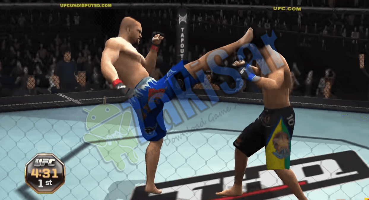 UFC Undisputed 2010 PPSSPP Iso/Cso Free Download   ZakiSar.Com Ufc Undisputed 3 Ps3 Rom