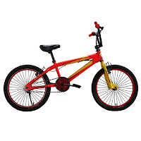 20 tx5.0 spinix pacific freestyle bmx sepeda