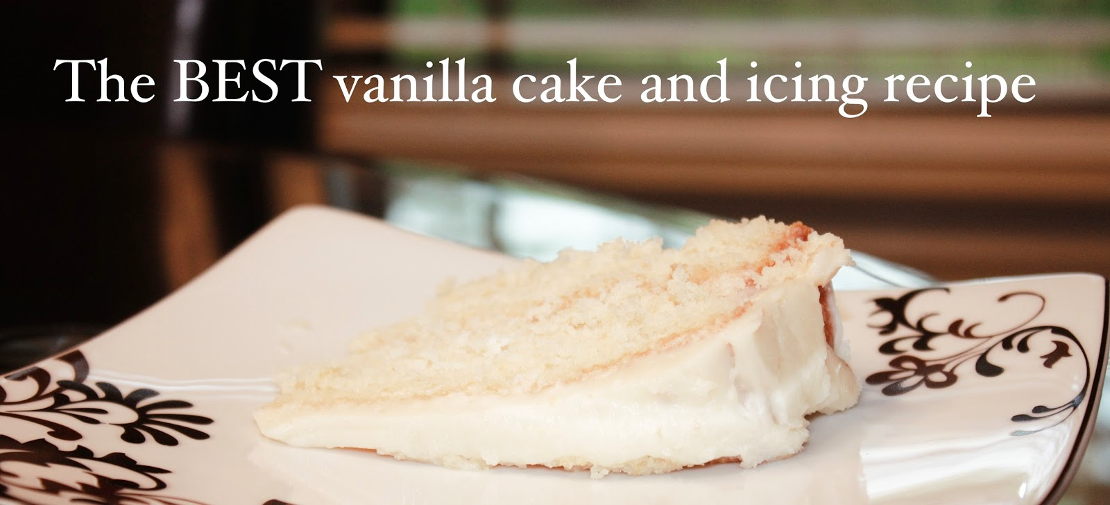 Good Cake Icing Recipes: The Best Vanilla Cake And Icing Recipe