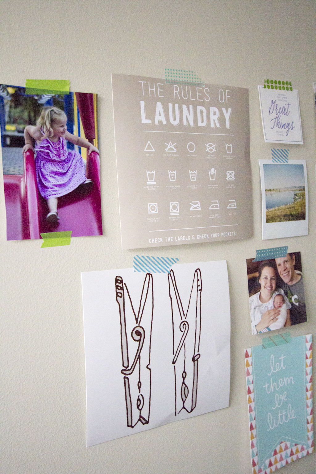 5 Tips for Laundry Room Organization