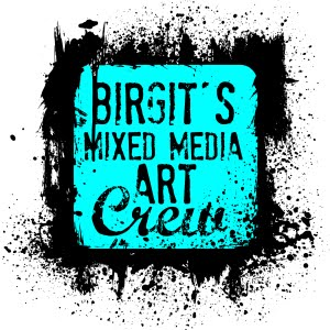 Birgit's Mixed Media Art Crew Member
