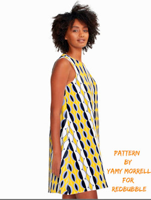 Pattern-dress-redbubble-yamy-morrell