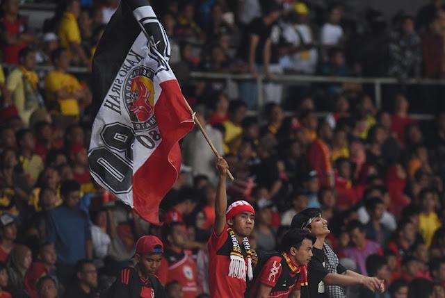 Suporter Semen Padang Bantah Deklarasi Dukung Jokowi-Ma'ruf