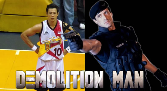 Demolition Man (hero) - Danny Ildefonso