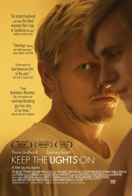 Keep the Lights On (2012) - Poster
