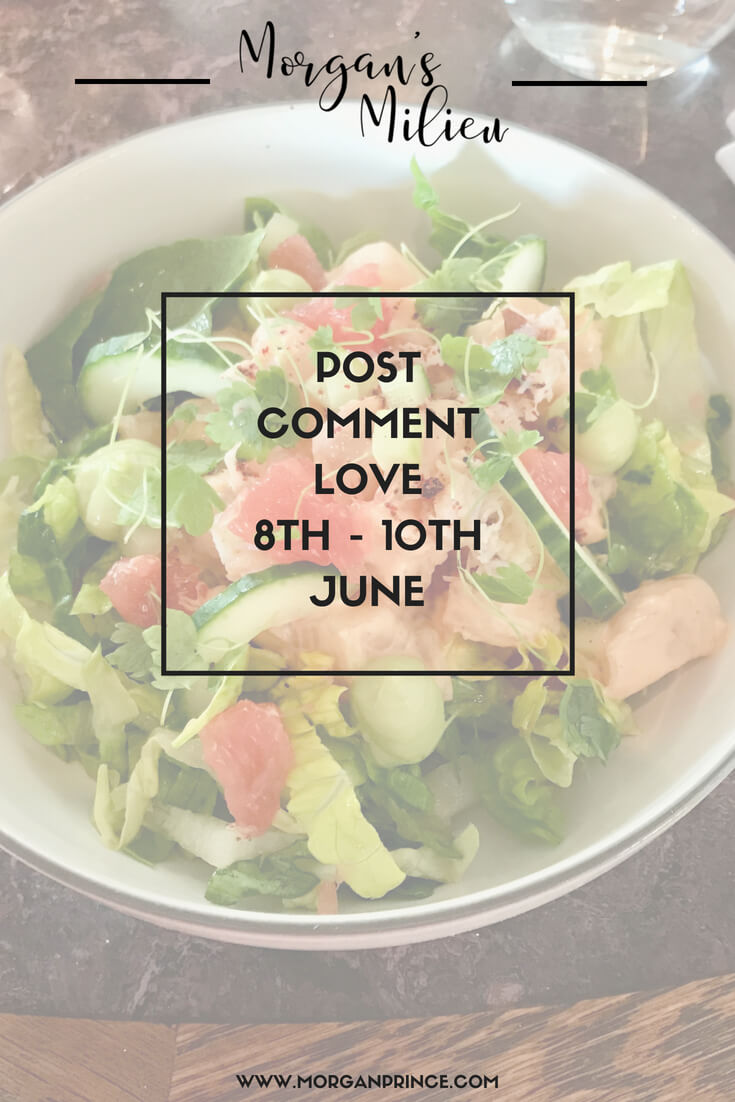 Post Comment Love - a linky hosted by me and Stephanie. Join us!