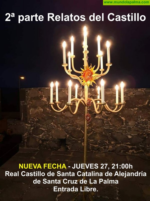 2a parte de «Relatos del Castillo»
