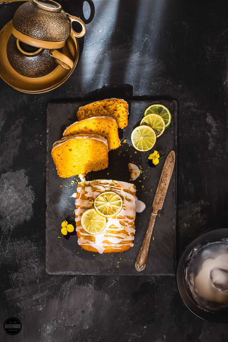 Mango, Coconut and Lime Loaf Cake is vegan, soft and delicious and bursting with exotic flavours. It is so easy and quick to make.