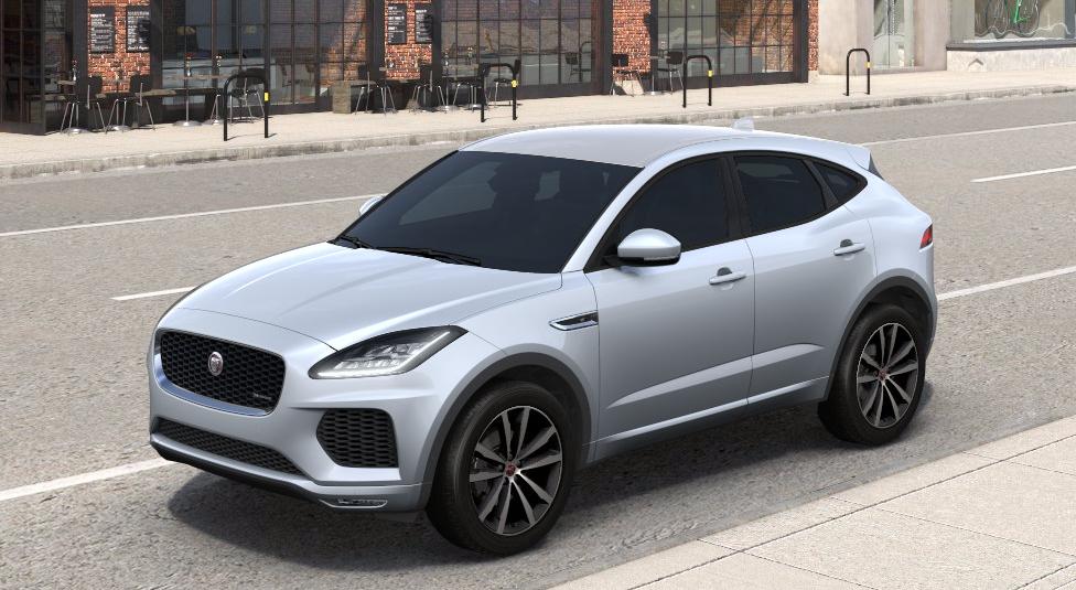 Jaguar E-Pace (2018) - Couleurs / Colors