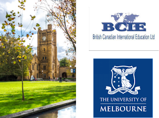 The University of Melbourne, Australia  The number 1 ranked university in Australia and ranked at number 32 in the world*