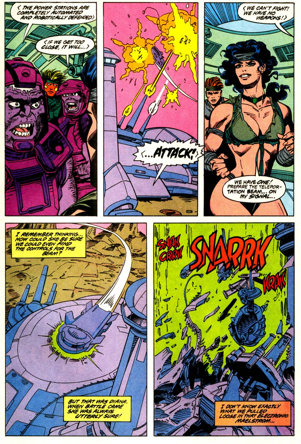 Read online Wonder Woman (1987) comic -  Issue #68 - 20