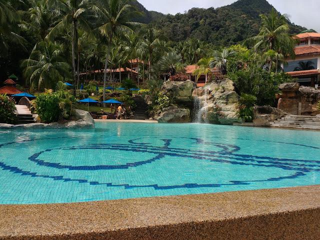 Berjaya Langkawi Pool