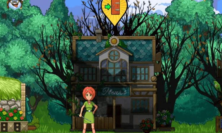 تحميل لعبة ghost town adventures برابط مباشر