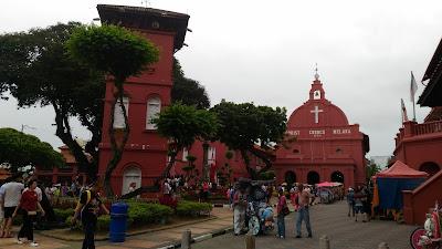 Malacca - Salika Travel Malang